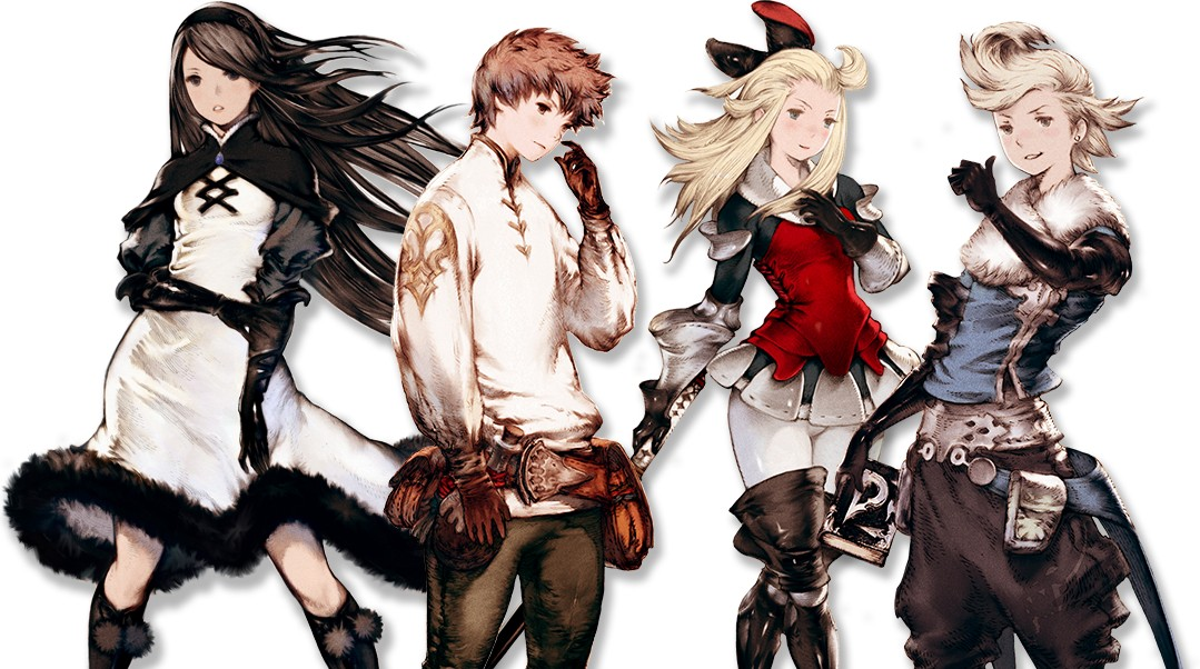 Bravely Default (3DS) Review | ZTGD: Play Games, Not Consoles