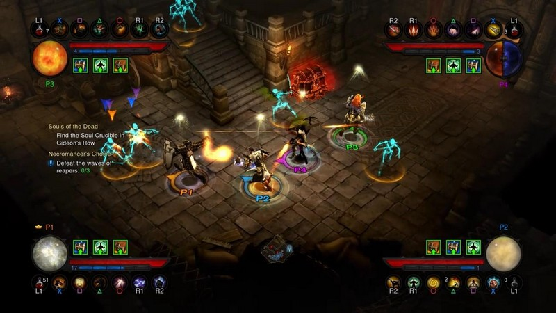 Diablo III: Ultimate Evil Edition (PS4) Review – ZTGD
