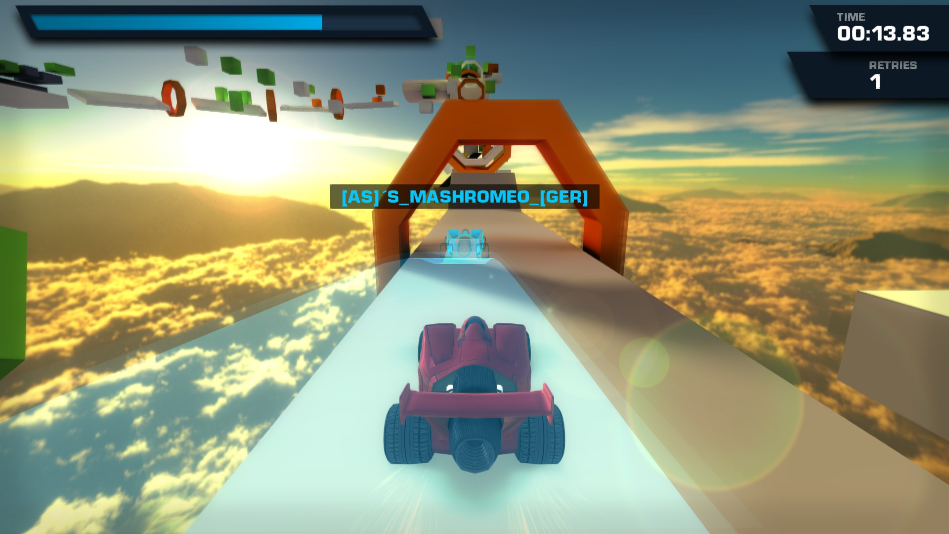 Jet car stunts pc review ztgd for Jet cars review