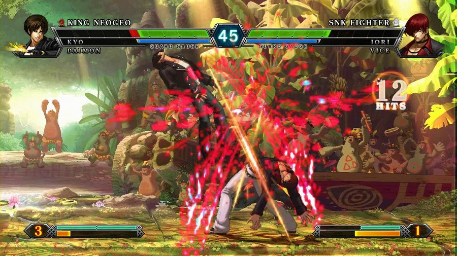 King Of Fighters Xiii Steam Edition Pc Review Ztgd