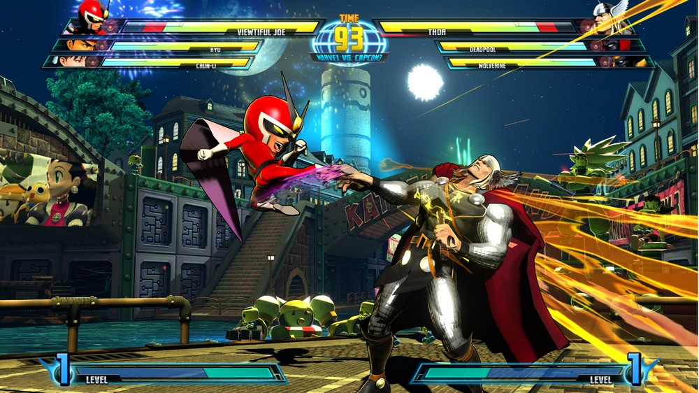 Marvel vs  Capcom 3: Fate of Two Worlds Review – ZTGD
