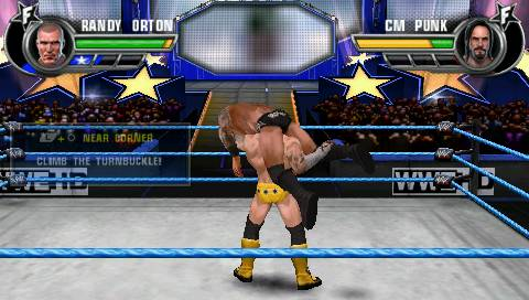 wwe all stars psp. WWE All Stars features a