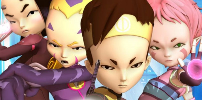 Code Lyoko: Fall of X.A.N.A.