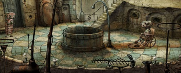 A solid puzzler with a mute and lovable protagonist.. Machinarium was a puzzler that was released last year, but I...