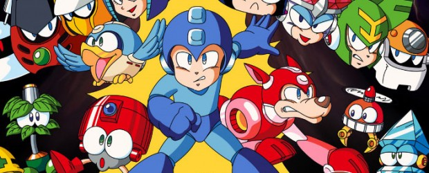 This is the definition of fan-service. First things first, I'm a huge Mega Man fanboy. The series is one of...