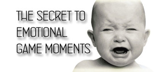 The Secret to Emotional Game Moments