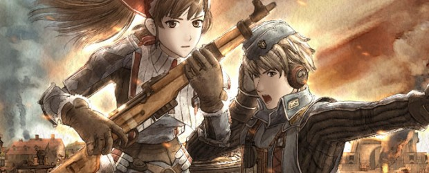 You got your anime in my real-time strategy! A melting pot of story, turn-based and real-time strategy Valkyria Chronicles is...