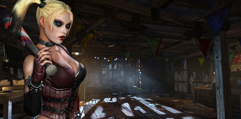 Brand New Batman: Arkham City Screens
