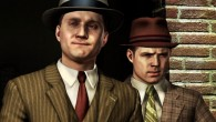Today Rockstar Games sent us these slick images of L.A. Noire's official boxart. The game is set to land on...