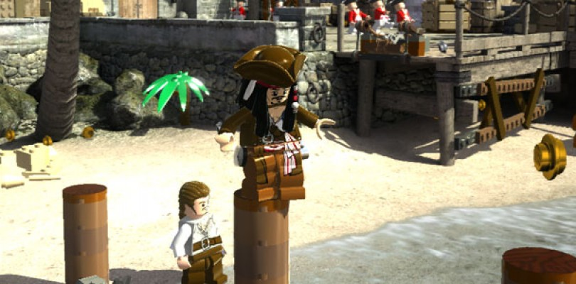 LEGO Pirates of the Caribbean Trailer and Screens