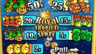 The game that keeps giving, Tropical Slots Deluxe is the very fruit festive gambling application created by Battery Acid Games....