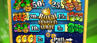 Tropical Slots Deluxe