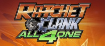 GamesCom 2011 – Ratchet and Clank: All 4 One Gameplay Trailer