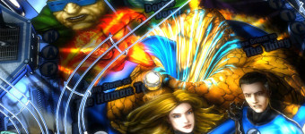 Pinball FX 2: Marvel Pinball – Fantastic Four Review
