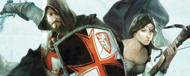 Everyone knows about the Templars; holy order warriors that fought in the crusades, protectors of the coveted Holy Grail, and fist-pounding righters of wrong. Haemimont Games' The First Templar tells the tale...