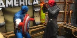 Marvel Pinball: Captain America Review