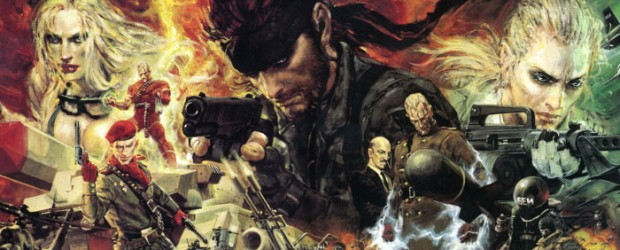 Konami have proudly announced that both Metal Gear Solid 2: Sons of Liberty and Metal Gear Solid 4: Guns of...