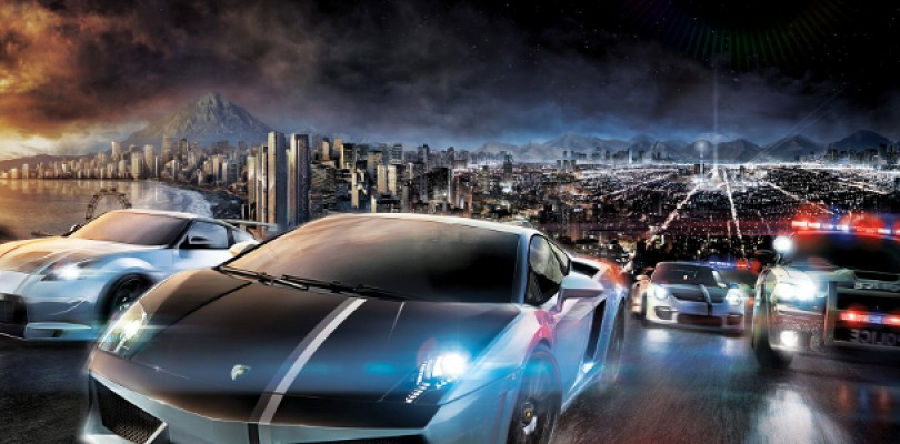 GamesCom 2011 – Need for Speed World Trailer