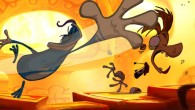 Good news for those of you on the go, you can now get a Rayman fix wherever you are! Ubisoft...