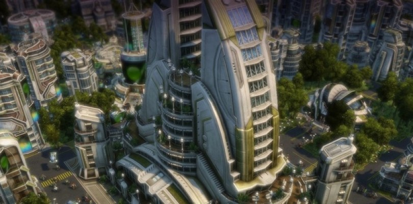 GamesCom 2011 – Anno 2070 Screenshots