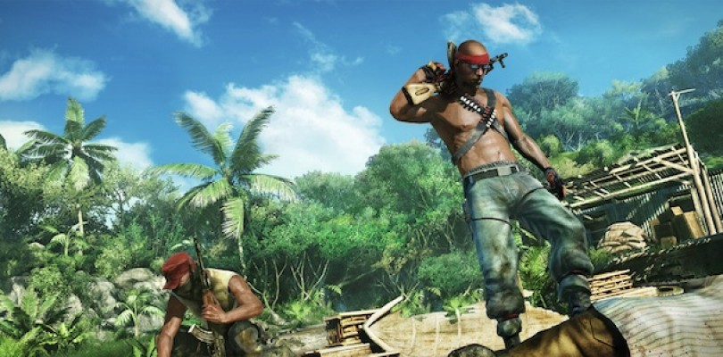 GamesCom 2011 – Far Cry 3 Screenshots