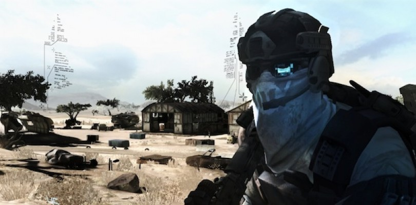 GamesCom 2011 – GR Future Soldier Trailer/Screenshots
