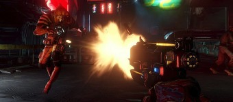 GamesCom 2011 – Prey 2 Screenshots