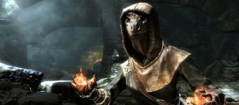 GamesCom 2011 – Skyrim Character Screenshots