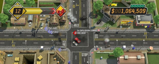 Not a massive surprise this one. Burnout CRASH! is an ideal game for an iOS device. With one button action...