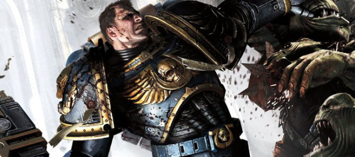 Breaking the Seal – Warhammer 40K: Space Marine Preview
