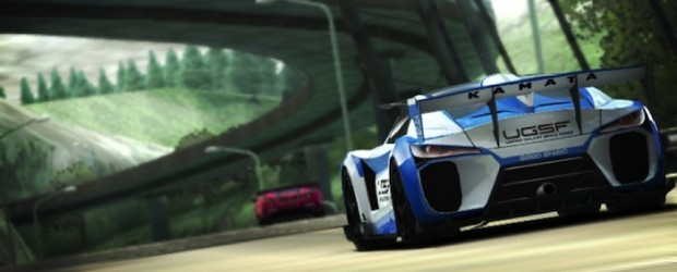 Namco Bandai has released the first trailer for their PSVita version of Ridge Racer. Prepare to strap in and drift...