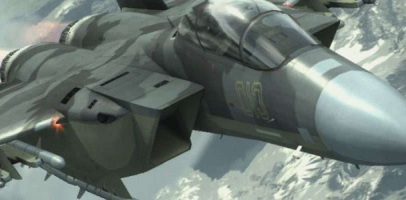 Breaking the Seal – Ace Combat: Assault Horizon