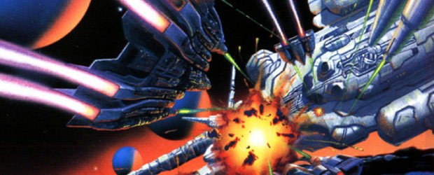 SNK continues to dig deep into their pre-NEO GEO catalog, this time delivering Alpha Mission, a top-down shooter with more depth than you would expect from a game from 1985.
