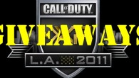 As promised, we're giving away a bunch of goodies that we brought back from Call of Duty XP 2011. Here's...