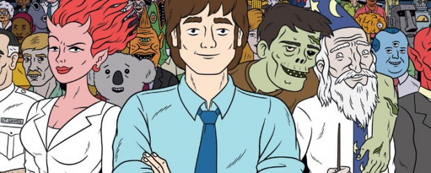 Ugly Americans is a great show on Comedy Central about the everyday dealings of planet Earth, were it populated by demons and other strange creatures. In particular, it centers on an organization...