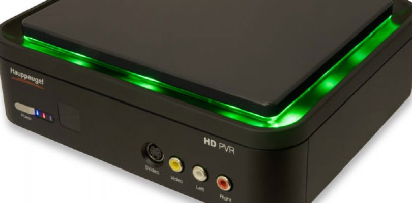 Hauppauge Computer Works HD PVR: Gaming Edition Review