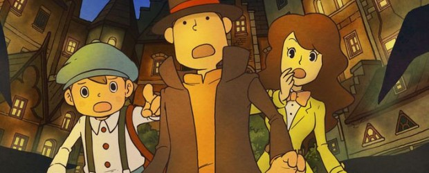 As a puzzle nerd, I was really excited for the release of Professor Layton and the Last Specter, the fourth game in Nintendo's series about a puzzle-solving English gentleman to arrive in the US.
