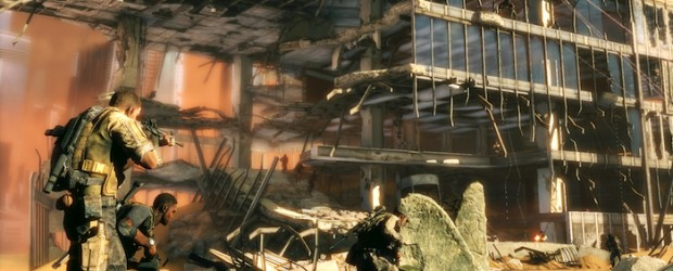 2K Games released today the official launch trailer for Spec Ops: The Line, the highly anticipated third-person military which hits...