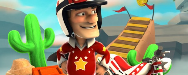 Joe Danger has spent most of the year as a Playstation 3 exclusive; their version of Trials HD, if you will. This exclusivity has been bypassed with Joe Danger: Special Edition on the Xbox 360.
