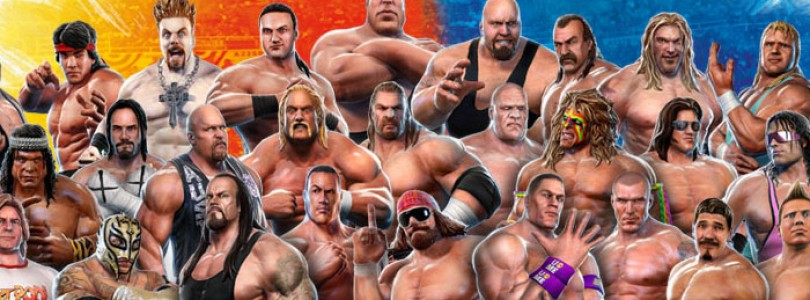 WWE All Stars Review