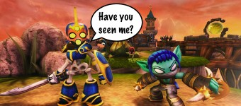 The Sky is Limited… Where Are the Skylanders?