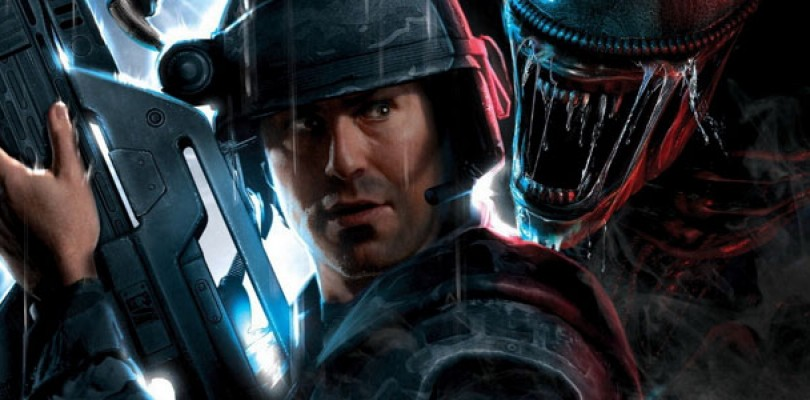 Fondling – Aliens: Colonial Marines