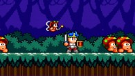 More vintage goodness from Sega as Monster World returns to consoles.