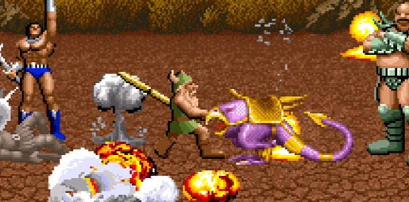 Sega Vintage Collection: Golden Axe Review
