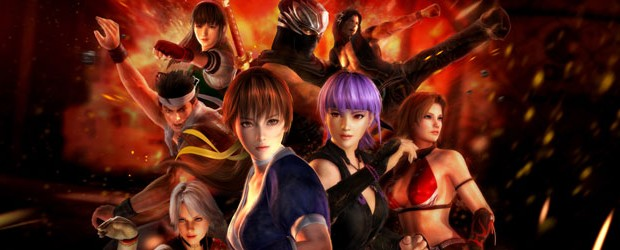 Tecmo KOEI continues to count down the days until the launch of Dead or Alive 5 with more character reveals...