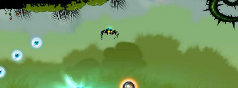 Alien Spidy Preview