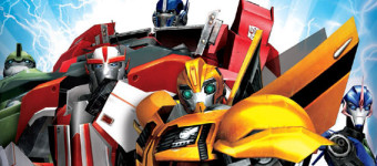 Transformers Prime (Wii U) Review