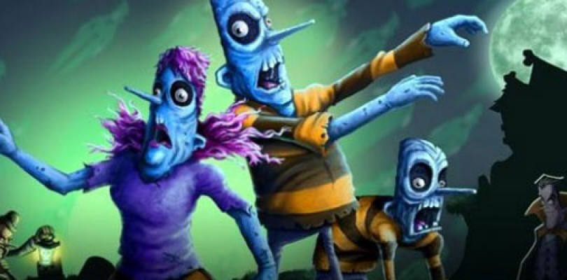 The Curse of the Zombiesaurus (DLC) Review