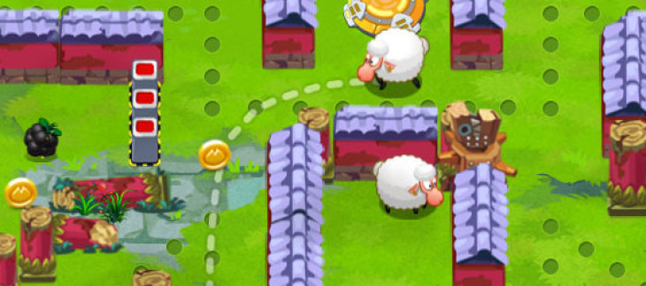 Oh! Sheep Review