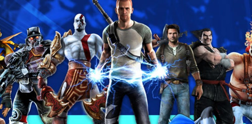 Versus Fondling – PlayStation All-Stars Battle Royale